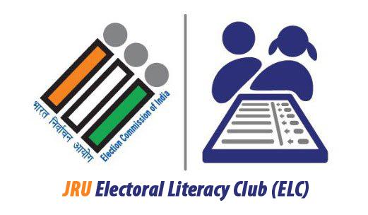 Electoral Literacy Club logo
