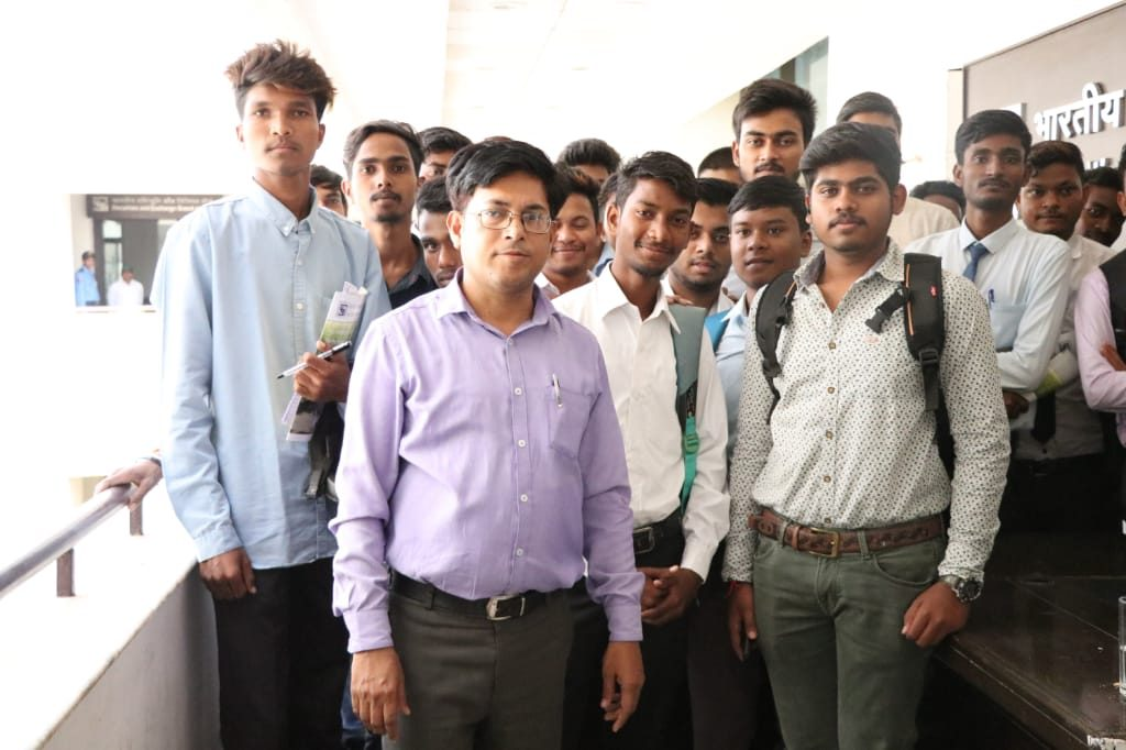INDUSTRIAL VISIT SEBI MBA JR RANCHI UNIVERSITY