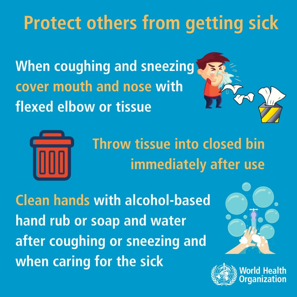 CORONA VIRUS PROTECTION RANCHI