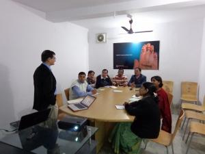 Faculty Development Program - 2012