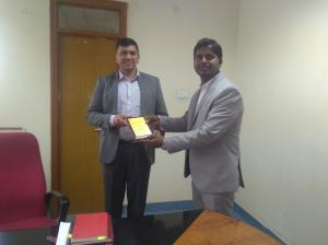 Industrial Visit to software technology park of India (STPI), Ranchi