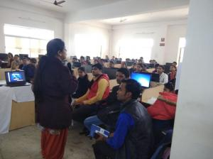 Workshop conducted on Programming skills
