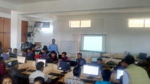 Workshop on Web Designing