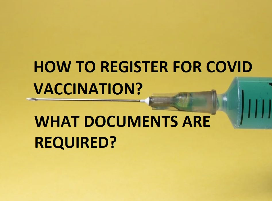 HOW TO REGISTER FOR COVID VACCINATION? SIMPLE STEPS