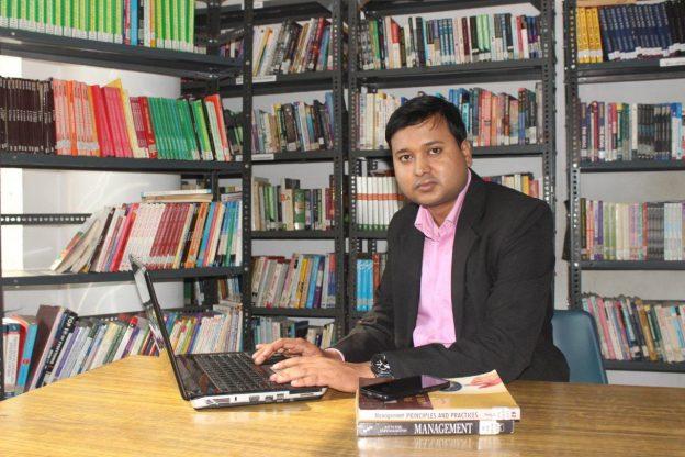 SUCCESSFUL MBA STUDENT RANCHI KUNAL PRASAD