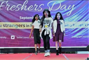 JRU RANCHI UNIVERSITY FRESHERS DAY