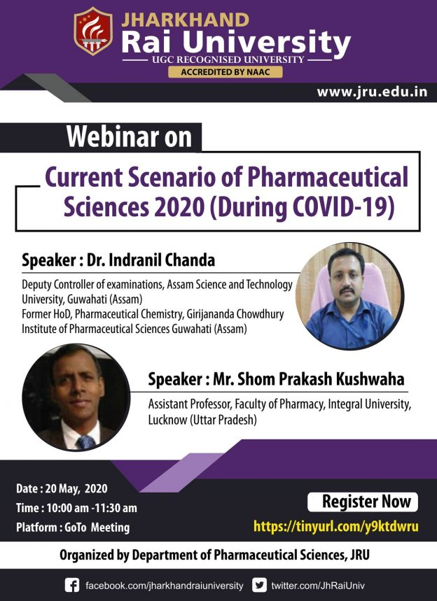 Webinar Pharmacy 20 May