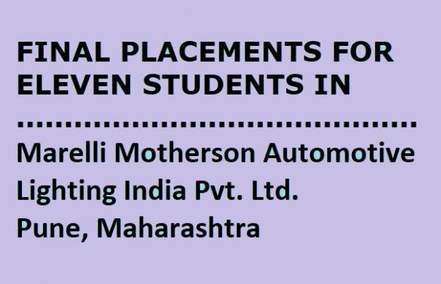 STUDENTS PLACMENTS DIPLOMA IN ENGINEERING RANCHI 1