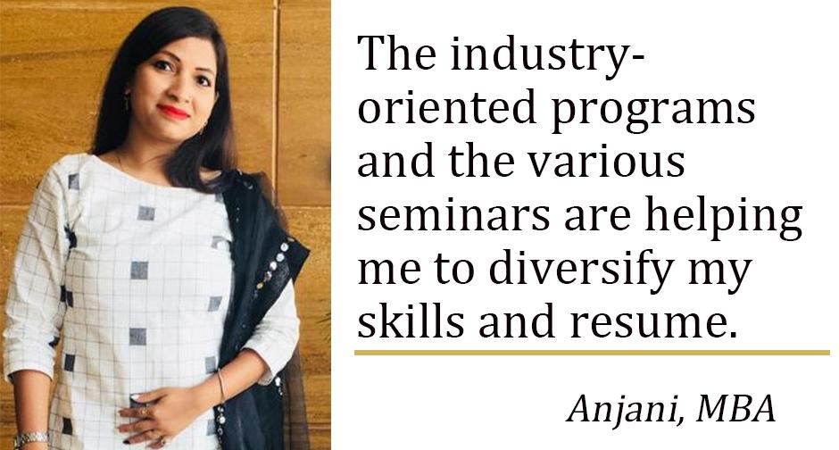 Anjali MBA