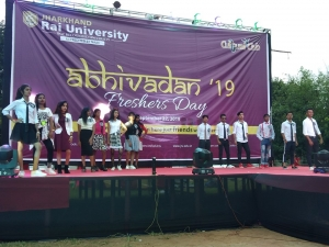 Abhivadan 19 - Freshers Day Celebration (4)